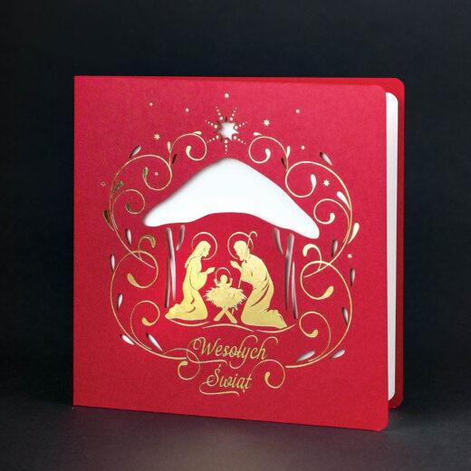 Kartka Świąteczna CH-1748-1