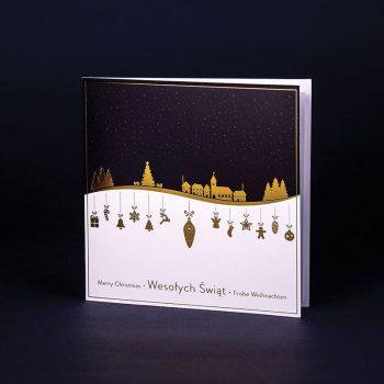 kartka świąteczna bn-0401