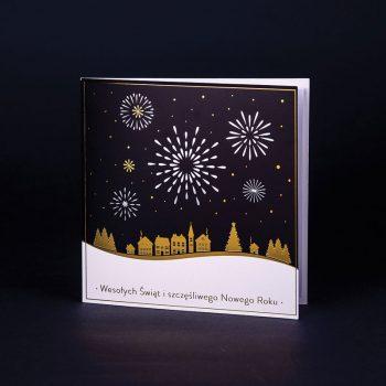 kartka świąteczna bn-0402
