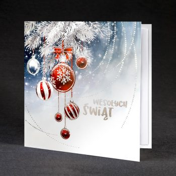 kartka świąteczna CH-0123-2