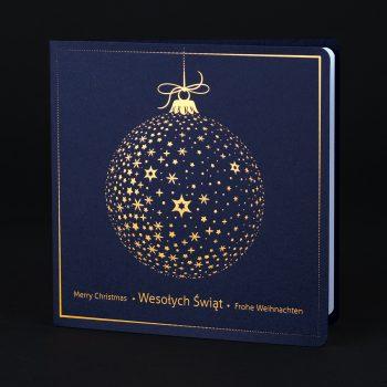 Kartka świąteczna BN-0301A