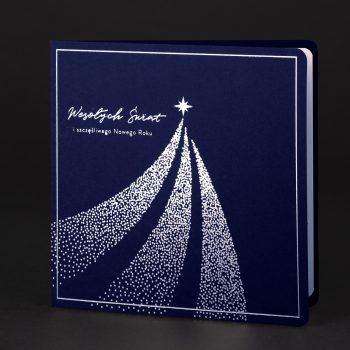 Kartka świąteczna BN-0303A