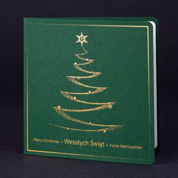 Kartka świąteczna BN-0304B 1