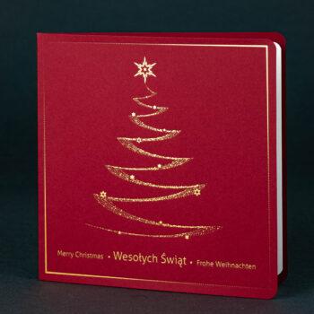 Kartka świąteczna BN-0304C 1