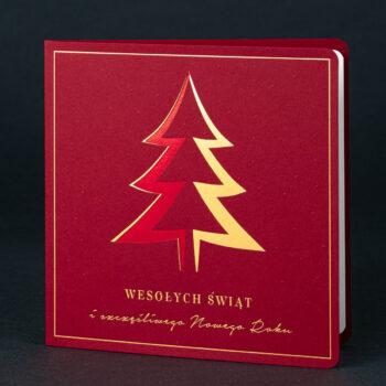 Kartka świąteczna BN-0309C 1