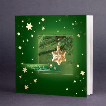 Kartka świąteczna charytatywna CH-0109