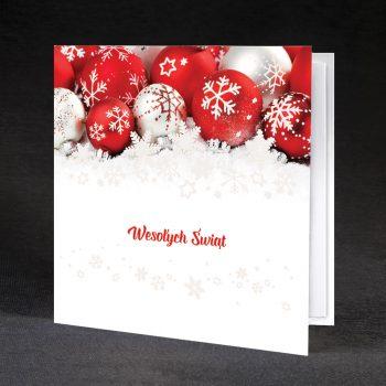 Kartka świąteczna CH-0129