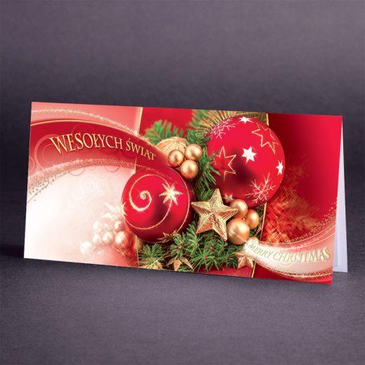 Kartka świąteczna charytatywna CH-0323