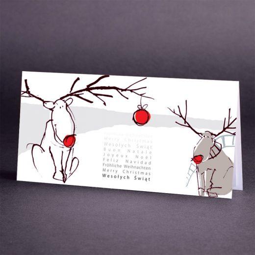 Kartka świąteczna CH-0605
