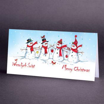 Kartka świąteczna CH-0607