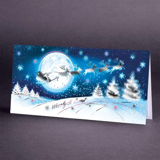 Kartka świąteczna CH-0612