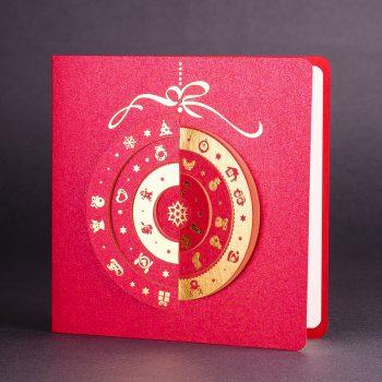 Kartka świąteczna CH-1119