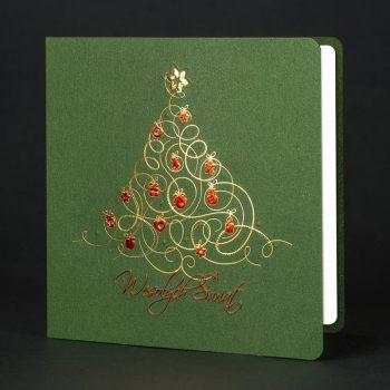 Kartka świąteczna CH-1138