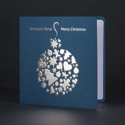 Kartka świąteczna CH-1211
