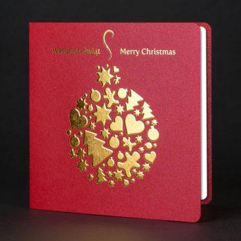 Kartka świąteczna CH-1213