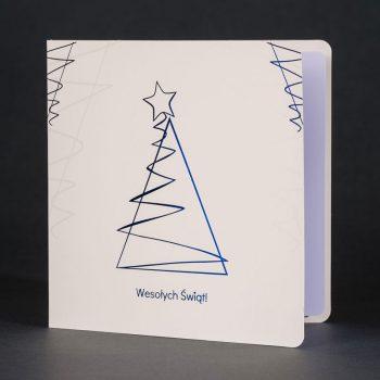 Kartka świąteczna CH-1229
