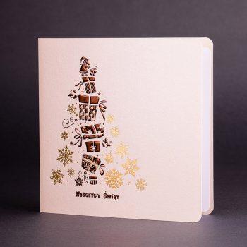 Kartka świąteczna CH-1239