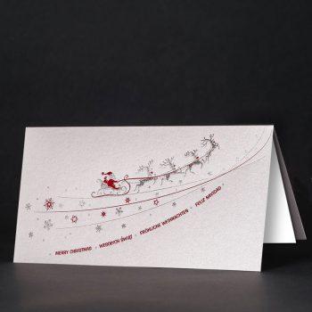 Kartka świąteczna CH-1308