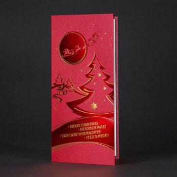 Kartka świąteczna CH-1309