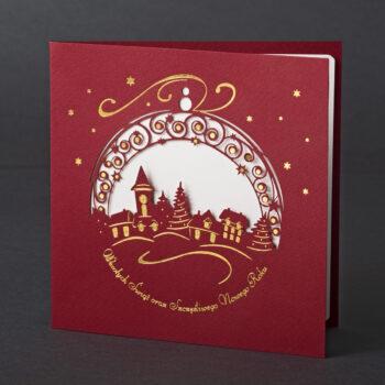 Kartka świąteczna CH-