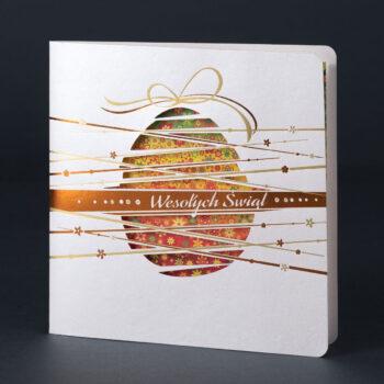 kartka świąteczna wielkanocna EE-0220