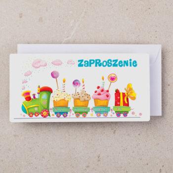 zaproszenia urodzinowe dzieci ZU-03 1