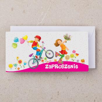 zaproszenia urodzinowe dzieci ZU-07 1