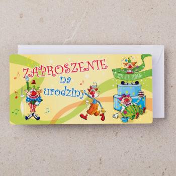 zaproszenia urodzinowe dzieci ZU-11 1