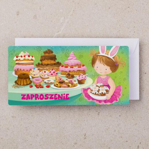 zaproszenia urodzinowe dzieci ZU-17 1