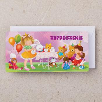 zaproszenia urodzinowe dzieci ZU-19 1