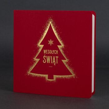 kartka świąteczna ACH-1045C