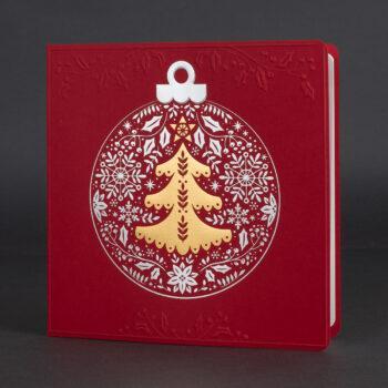 kartka świąteczna BN-0521C