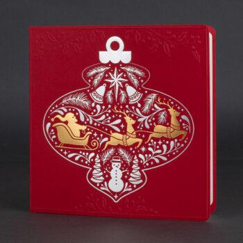 kartka świąteczna BN-0523C
